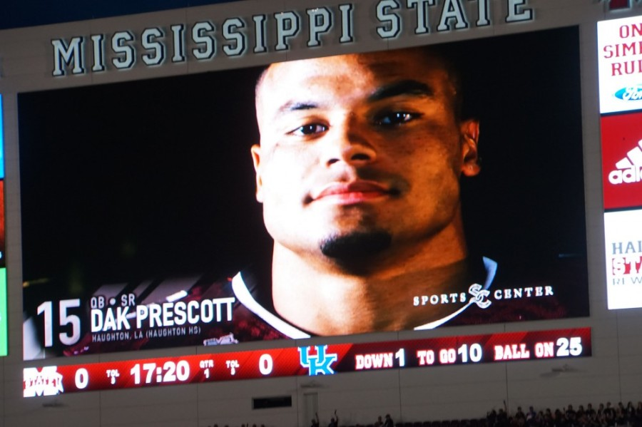 Dak Prescott _ Jimmy Smith
